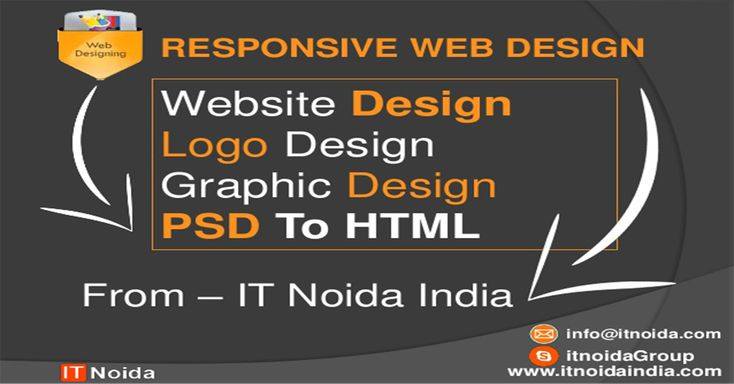 Get 100% Pixel-perfect PSD to HTML conversion. Best company in India for PSD to HTML responsive coding at affordable price - IT Noida India, all in one Place. Visit My Website: www.itnoidaindia.com   Call Us: 9650821641   Skype: itnoidaindia   Email: info@itnoida.com  #PSDtoHTML #PSDtoHTML5 #PSD #HTML5 #webdesign #webdevelopment #India #USA #UK #Canada #Australia #UnitedStates
