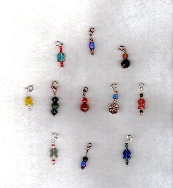 Rosary or Chaplet Markers  Your Choice by jennyreb26thnc on Etsy, $0.50