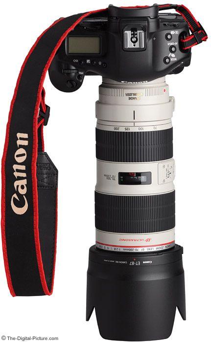 Canon 70-200mm f/2.8