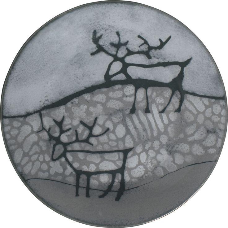 Pentik, Reindeer Plate