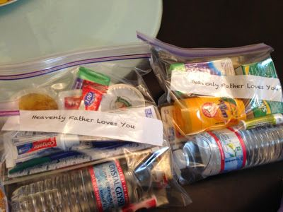 My Homeschooling Journal: Service Project - Count Your Blessings
