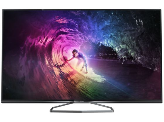 Philips 40PUS6809/12 Ultra Slim, 4K Ultra HD 3D LED TV, Smart TV funkcióval, Pixel Plus Ultra HD-vel és 2db aktív 3D szemüveggel