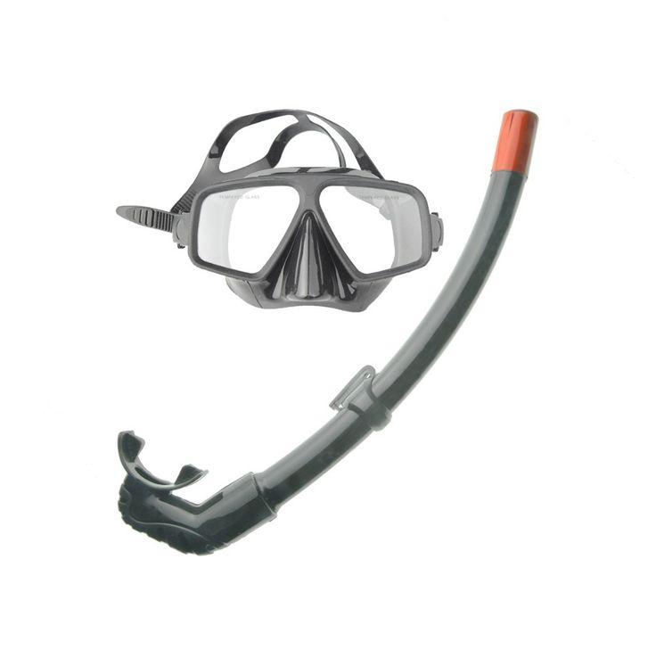 Подводное плавание подводное плавание комплект профессиональные водолазные очки дайвинг подводная охота оборудование MS-27531