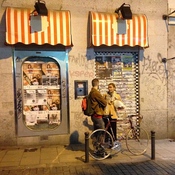Espiritu Santo à Madrid, Madrid