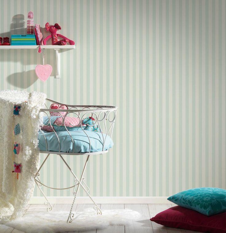Tapeten im Kinderzimmer; Esprit home Tapete 302961