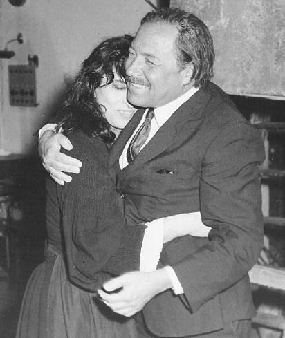 Anna Magnani & Tennessee Williams