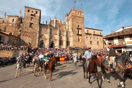 Ruta de la Plata : Guadalupe