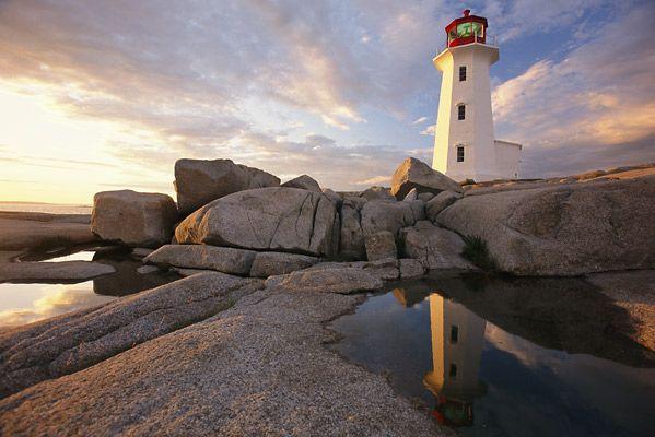 Peggy's Cove, Nova Scotia, Canada #TheWorldNeedsMoreCanada