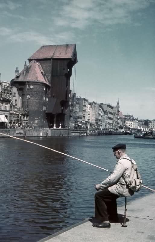 Pre-war Danzig