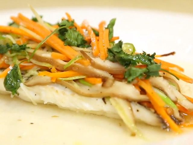 how to cook black sea bass