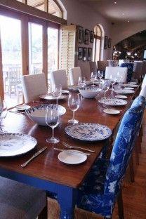De Grendel Restaurant - Eat Out (fine dining, modern) 021 558 7035 www.degrendel.co.za restaurant@degrendel.co.za De Grendel Wine Farm, 112 Plattekloof road, Panorama.