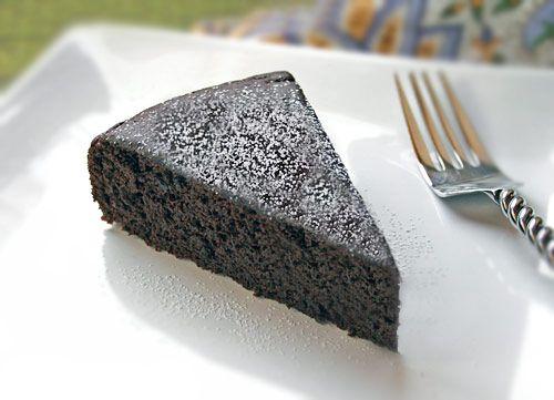 Vegan, Gluten-free Mexican Chocolate Cake by @Karina Allrich - Gluten Free Goddess