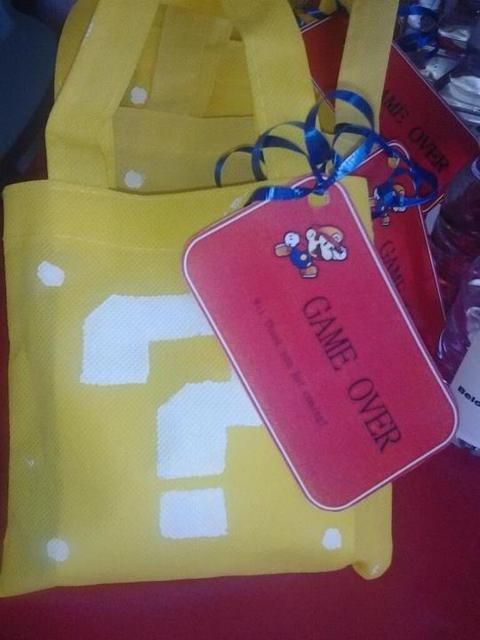 "Photo 1 of 25: Super Mario Brothers / Birthday ""Xavier's 5th birthday ""   Catch My Party"