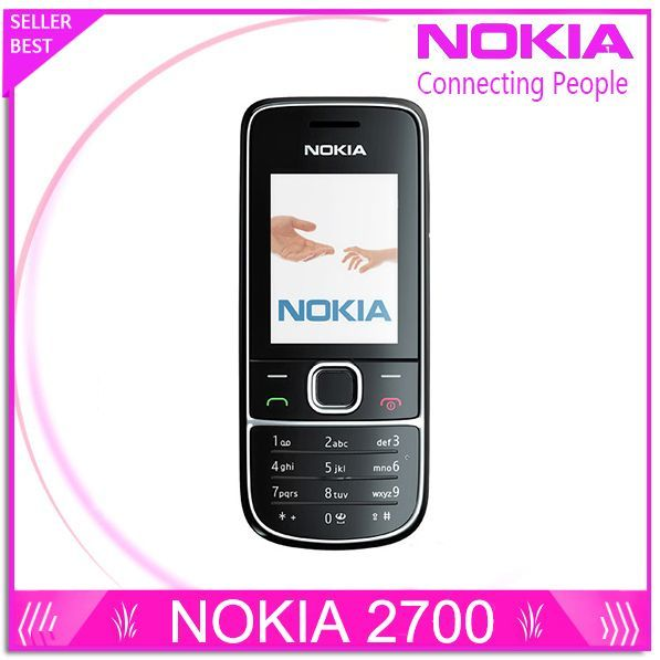 >> Click to Buy << Refurbished phone Nokia 2700 Classic Original mobile phone wholesale 2700c Free Shipping #Affiliate