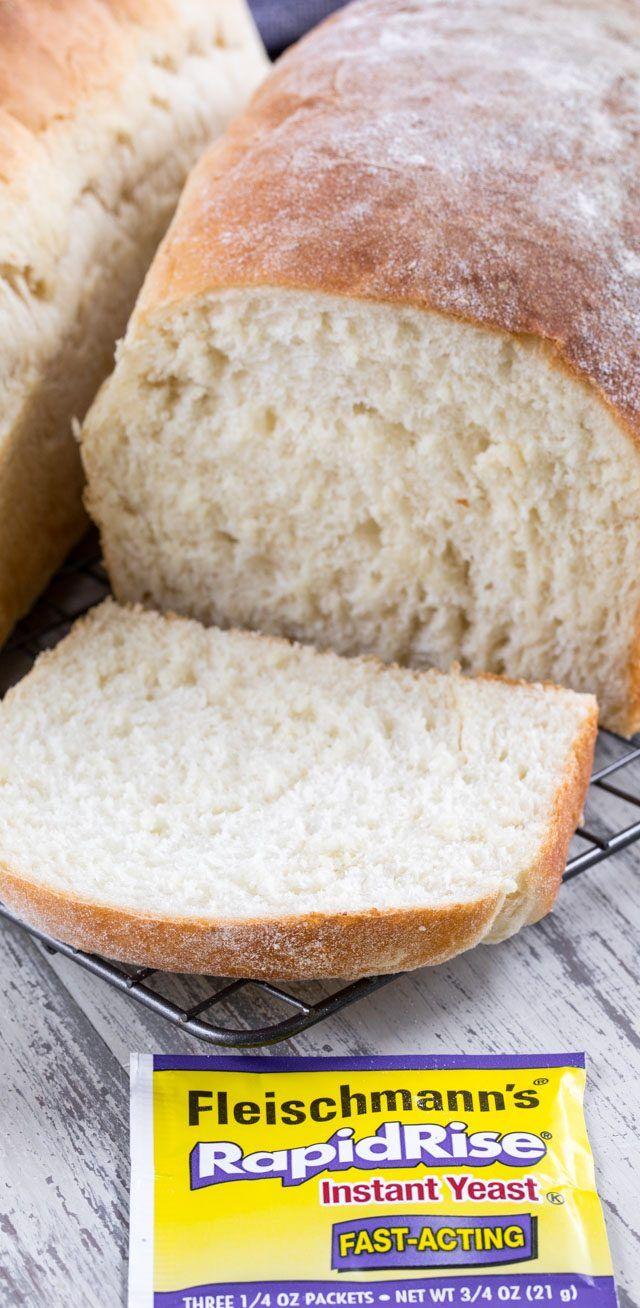 Homemade White Bread Recipe Homemade White Bread Soft White