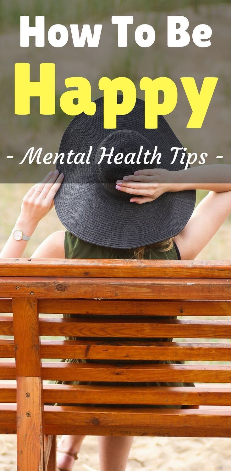 Learn How To Be Happy thanks to these Mental Health Tips. Whether you're willing to overcome Depression or Anxiety, or you just understand that Self-Care helps reach Happiness, this article is written for you. #behappy #ecstatichappiness #mentalhealth