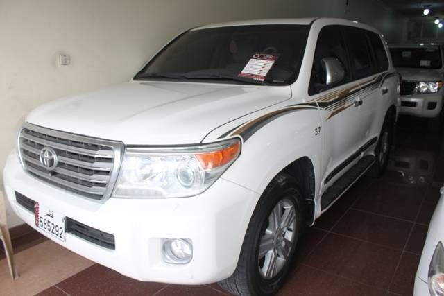 Toyota Land Cruiser VX.R 2014 Used in SUV on Qatar - Arabsclassifieds