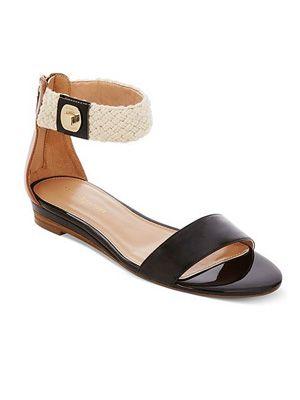 nautical sandals