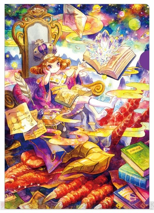 『古の女神と宝石の射手』PVの設定資料やゲーム内では未公開の新作グッズを紹介!