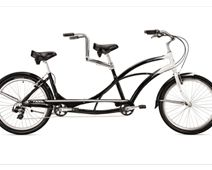 Ever ride on a bicycle built for 2? Visit Waterfront Wheels and rent a bike to explore the Hamilton Waterfront. We offer Children, Youth Adult,Tandem, Adult Trike and 1 and 2 bench Surrey Bicycles.