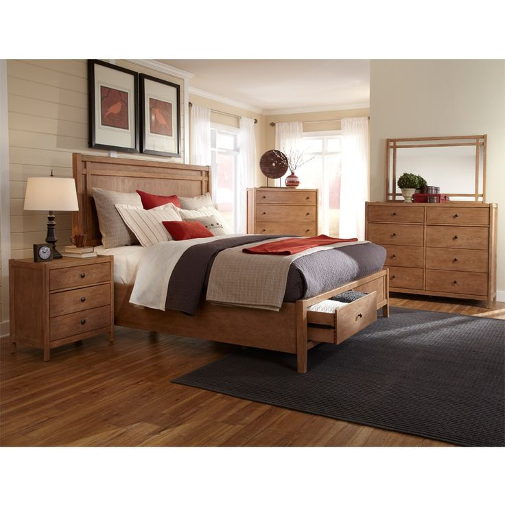 American Woodcrafters 39 Natural Elements Bedroom Furniture Collection By Humble Abode Is Designer