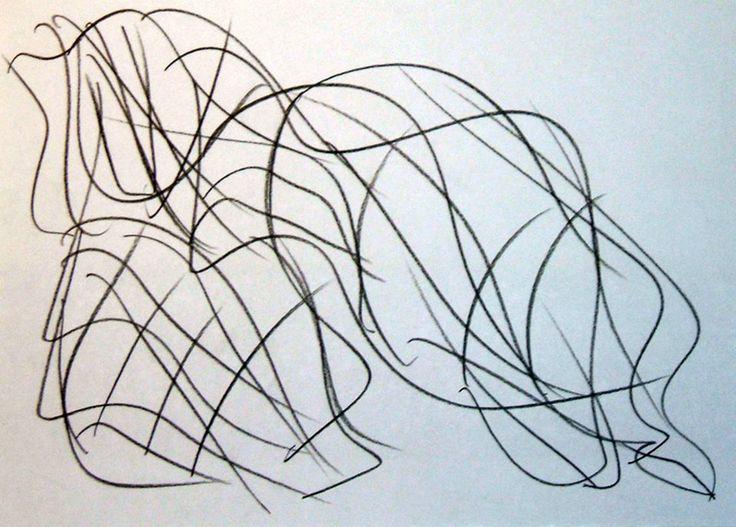 """Zanni"" (Maschera) 2013 Carboncino su carta 21x29,5 ©Pietro Gargano"