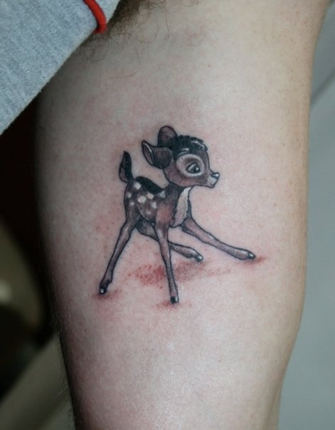 tattoos bambi tattoos. Black Bedroom Furniture Sets. Home Design Ideas