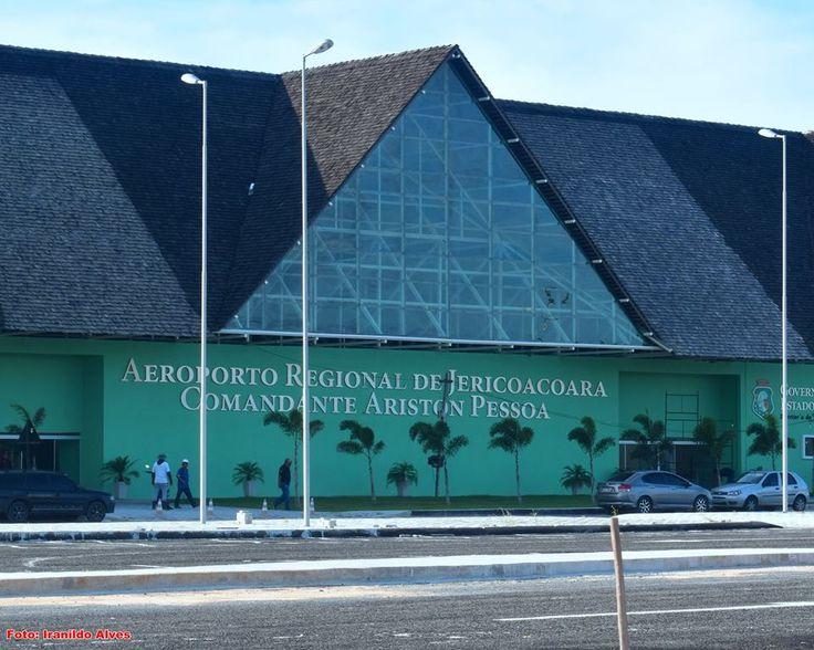 Azul Linhas Aéreas opera seu primeiro voo comercial no Aeroporto de Jericoacoara (CE) :: Jacytan Melo Passagens