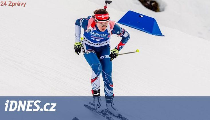 ON-LINE: Biatlonistky jedou v Anterselvě sprint. Jak si vedou Češky?