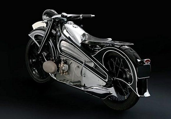 Cool 1934 BMW R7 Concept Bike | Cool Cars and Bikes