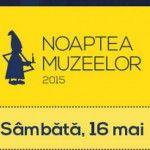 Noaptea Muzeelor 2015