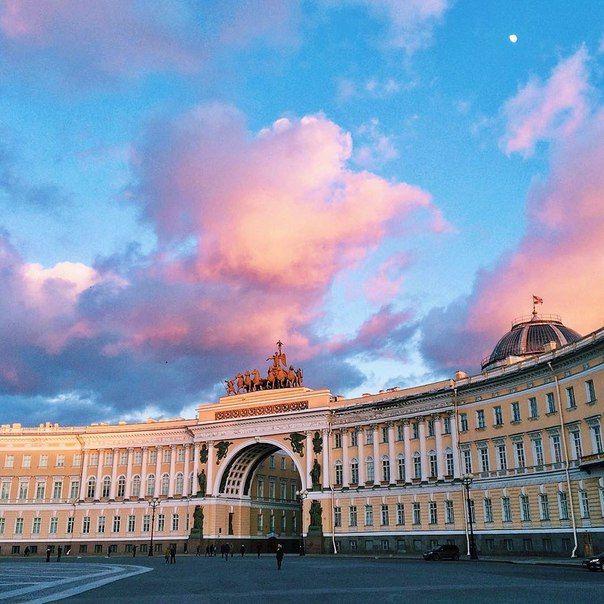 Санкт-Петербург - это мой город! | Питер | СПБ Дворцовая площадь