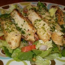 Coriander-Lime Salad Dressing @ allrecipes.com.au