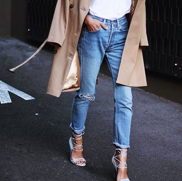 thestyle-addict:   Jeans... A Fashion Tumblr full of Street Wear, Models, Trends & the lates