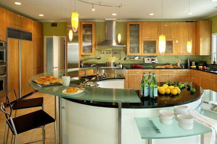 European Kitchen Design - Minimalist Home Design--this is pretty cool:-)