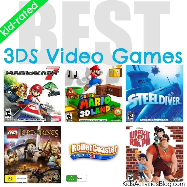 Best 25 Video Game Logic Ideas On Pinterest: Best 25+ 3ds Games List Ideas On Pinterest