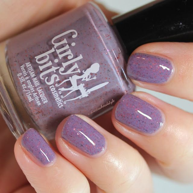 Girly Bits Cosmetics You Look Mauvelous February cotm