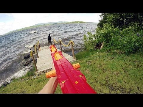 Nerf War: First Person Shooter - YouTube