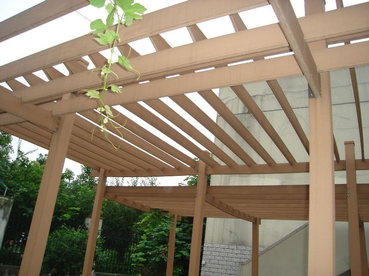 17 Best Images About Eco Outdoor Pergola Arbor On Pinterest Deck Pergola Pavilion Design
