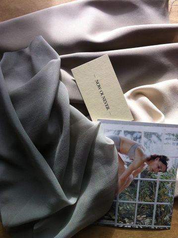 Why we love silk - It's strong but soft to touch and feels beautiful. – Now or Never