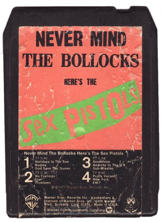 Never Mind The Bollocks Heres The Sex Pistols 1977 -9019
