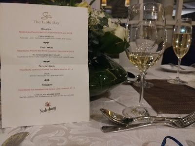 Backyard Soh_mell_YAY: Nederburg event at the Table Bay Hotel