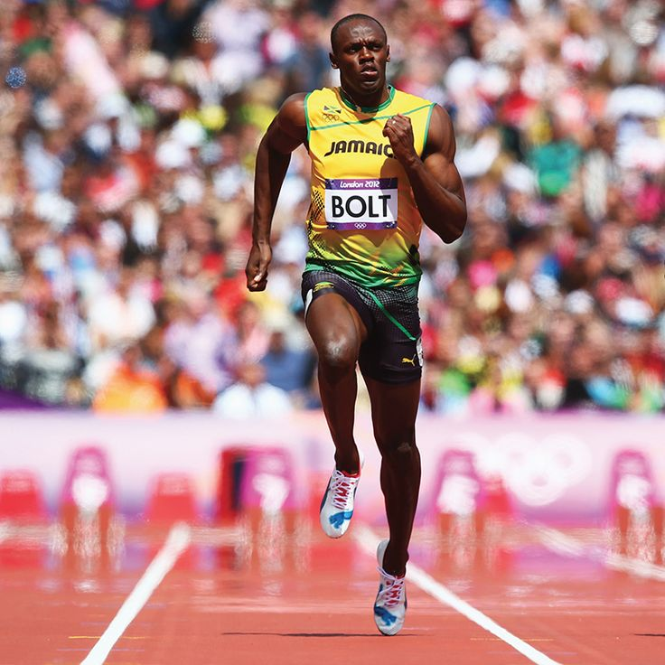 Great Street Runner | What is the fastest speed a running human has been recorded at?