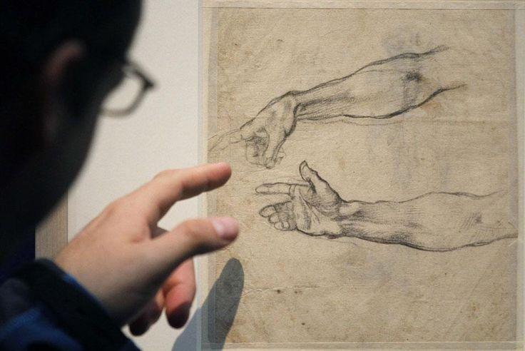 Die 29 besten Bilder zu Michelangelo for Kids von Jennifer Madani ...
