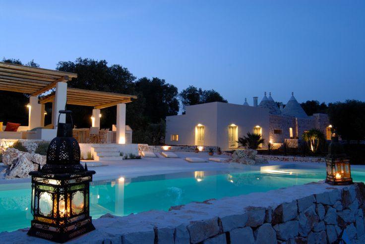 Luxury villa in Puglia
