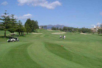 Golf Course Mijas Los Lagos in Costa del Sol, Spain - From Golf Escapes