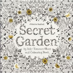 Secret Garden An Inky Treasure Hunt And Coloring Book Check Out The Nybgshop