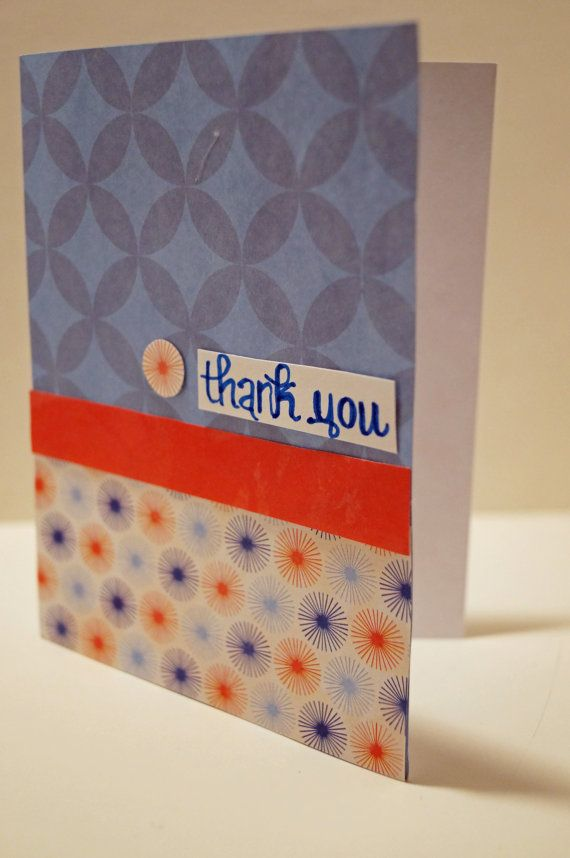 thank you card on etsy 500 - Cool Homemade Stuff