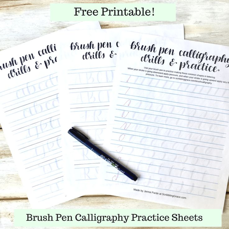 The 25 Best How To Do Calligraphy Tutorials Ideas On