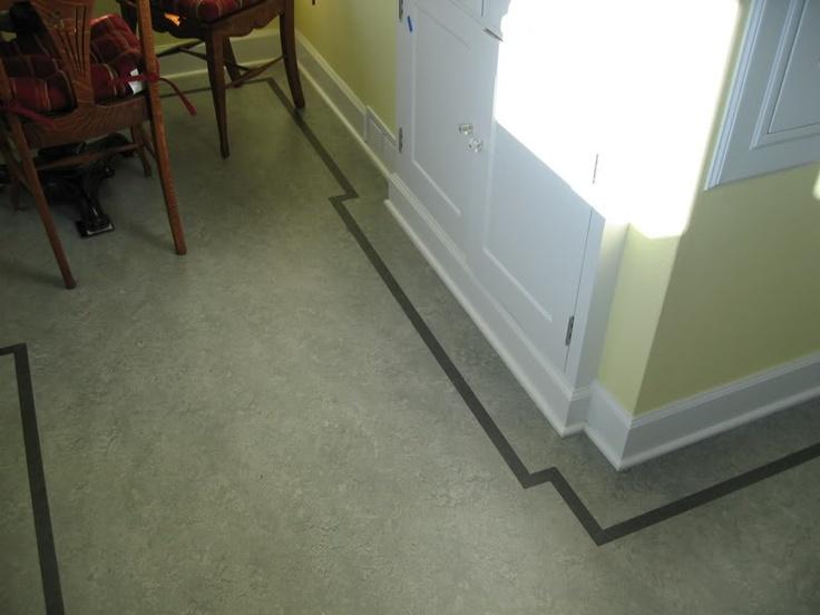 Grey Marmoleum Floor For The Home Pinterest Grey